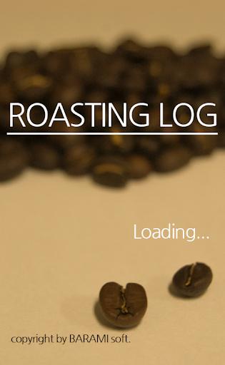 로스팅 로그 Roasting Log