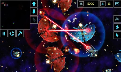 Star Armada RTS Screenshot
