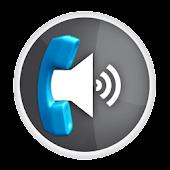 Speaker Call
