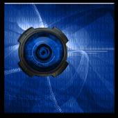 ADW Theme BinaryBlue