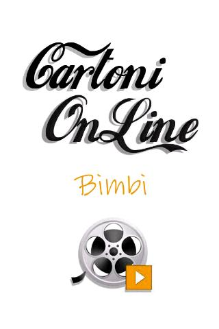 Cartoni OnLine - screenshot