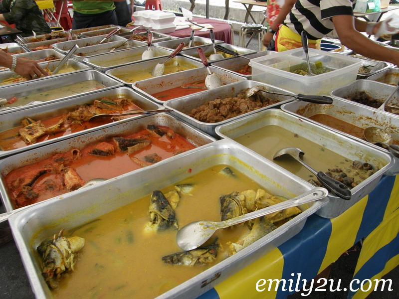 Ramadan Bazaar @ Stadium Perak, Ipoh