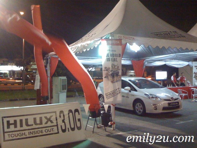 Toyota Prius Full Hybrid Car (OTR MYR139,900)
