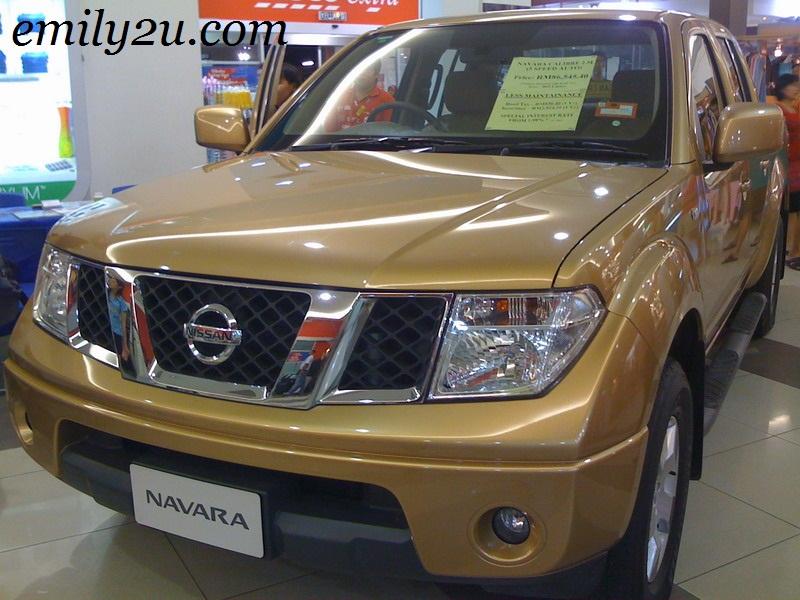 Nissan Navara 4X4 (OTR From MYR89,800)