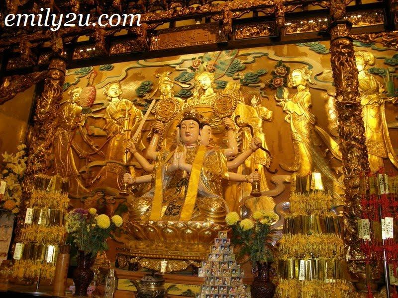 Tow Boo Kong, Jalan Raja Uda, Butterworth, Seberang Perai, Penang (Interior)