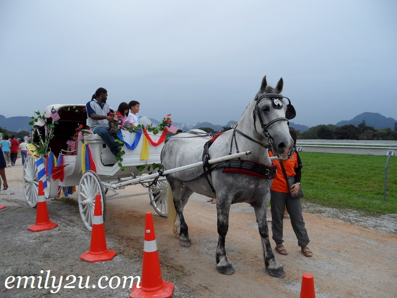 National Horse Show 2010 Expo & Carnival @ Perak Turf Club, Ipoh