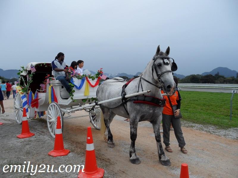National Horse Show 2010 Expo & Carnival @ Perak Turf Club, Ipoh