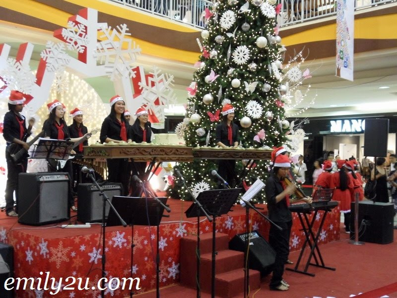 2010 Jusco Kinta City Christmas Events @ Ipoh