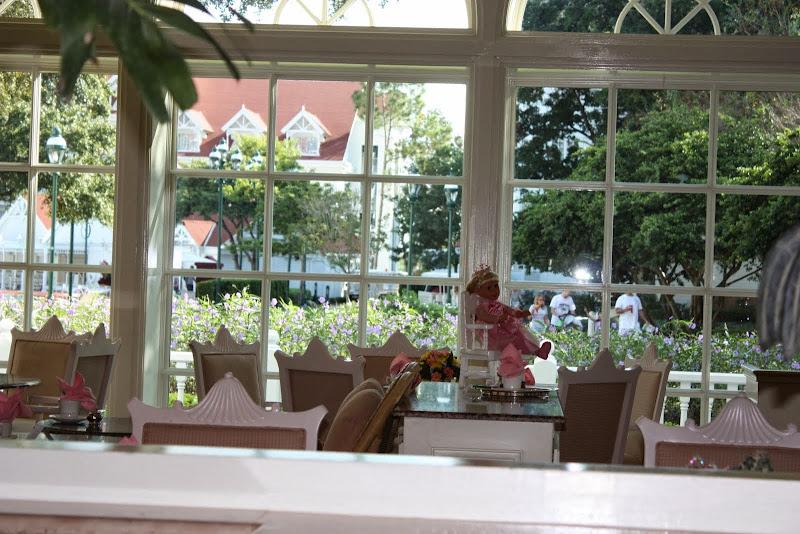 Grand Floridian Garden View Tea Room Reservations