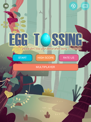 Egg Tossing - 蛋折腾