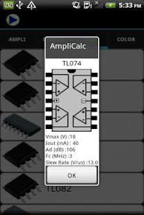 AmpliCalc - screenshot thumbnail