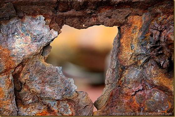 Rusted Metal 1 - Tasmania - Australia