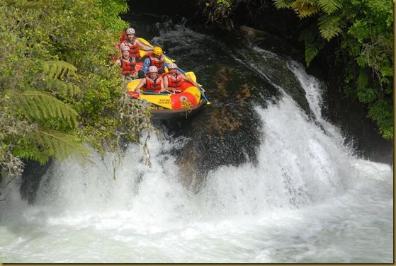 Kaituna rapids