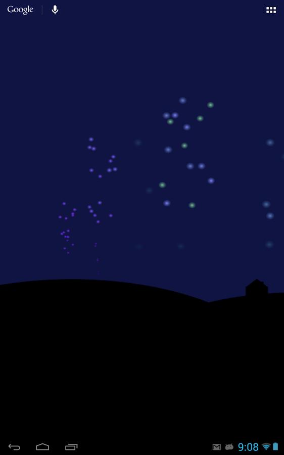 Dating in the dark sky living