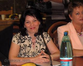 Monica Săndulescu şi Cristina Iordăchel