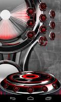 Screenshot of Next Launcher 3D Theme Twister