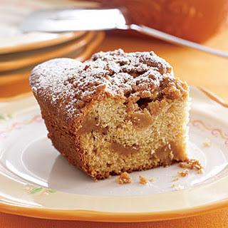 Caramel-Crumb Coffee Cake