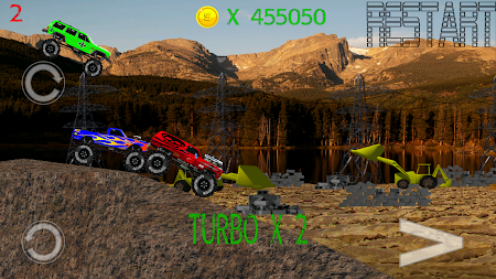 Xtreme Monster Truck Racing 1.32 screenshot 90664