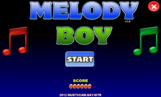Melody Boy- screenshot thumbnail