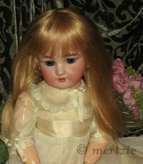 Jutta COD Cuno Otto Dressel antique bisque doll