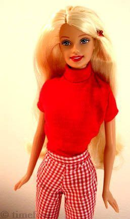 Mattel Barbie doll Coca-Cola Picnic