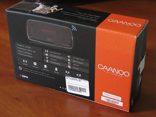Caanoo - Space Ace Unpack
