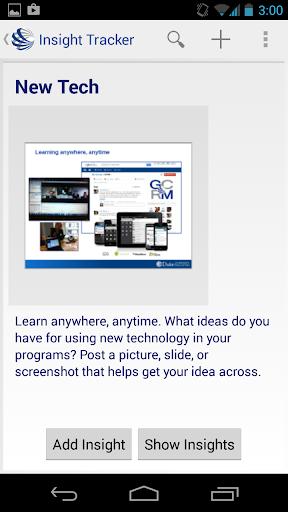【免費商業App】Duke CE Insight Tracker-APP點子