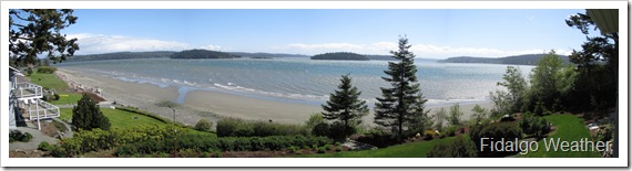 Skagit Bay Panorama