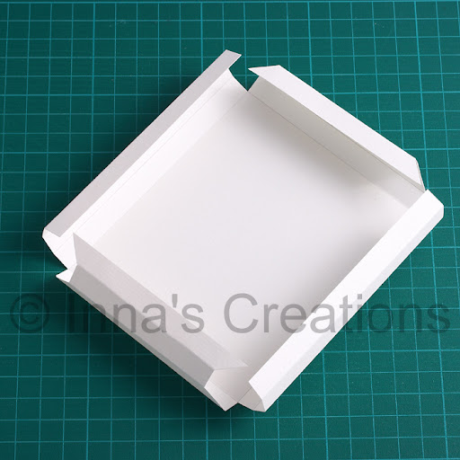 inna s creations how to make a simple paper frame