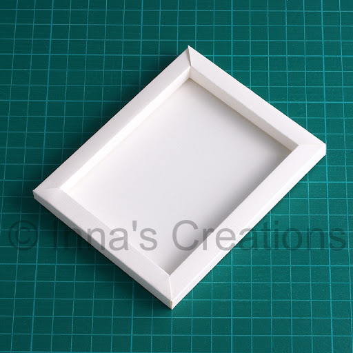 How To Make Handmade Photo Frames With Handmade Paper Step By Step ...