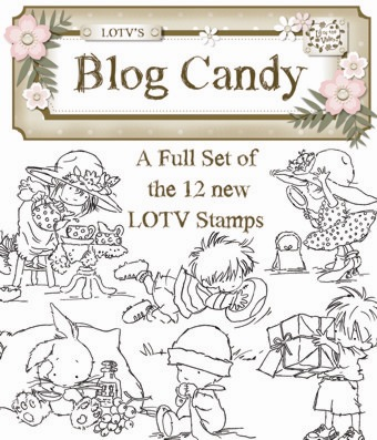 LOTV FULL SET OF STAMPS blog candy low res