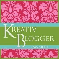 Kreative Blogger Award 8-18-09