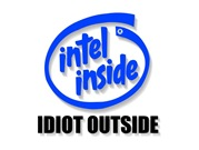 Intel Website Hacked