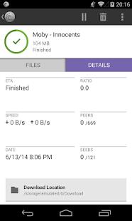 BitTorrent® Pro - Torrent App - screenshot thumbnail