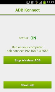 ADB Konnect (wireless ADB)- screenshot thumbnail