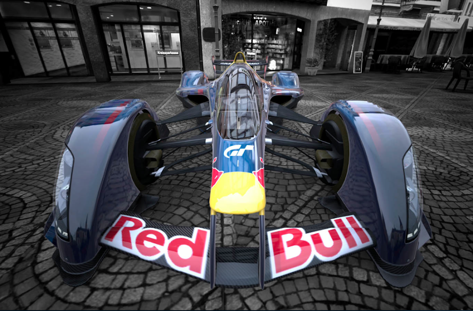 If Built The Red Bull X2014 May Be The Fastest Car Ever