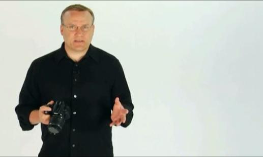 nikon d3000 instructional video
