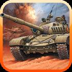 Crazy Tank Racing 3D icon