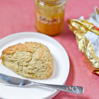 Yogurt Scones.