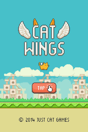 Cat Wings