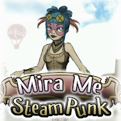 Steampunk MiraMe Dress Up Game