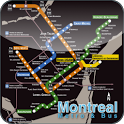Montreal Metro & Bus icon