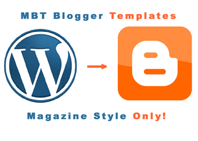MBT blogger Templates