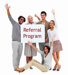build a referral program