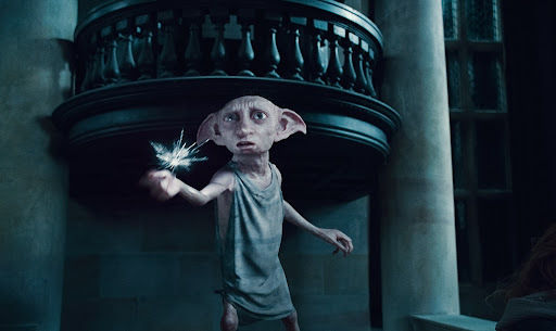 Dobby in Harry Potter and the Deathly Hallows