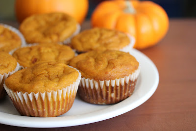 photo of a plate of muffins