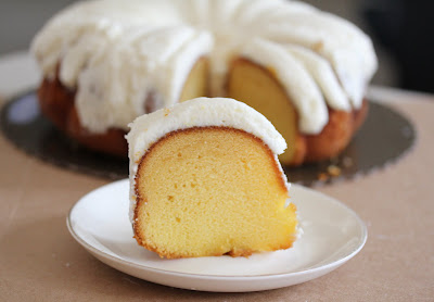 Lemon Bundt from Nothing Bundt Cakes