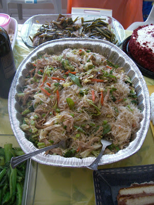 Lechon and other party food - Kirbie's Cravings