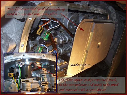 DIY: ATF change GM A5S-390R - Bimmerfest - BMW Forums