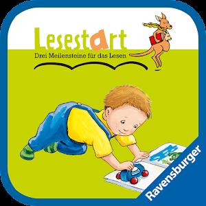 Ravensburger Lesestart 書籍 App LOGO-APP試玩